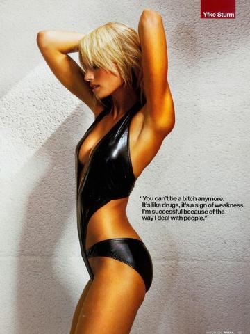 topmodel yfke sturm fashion