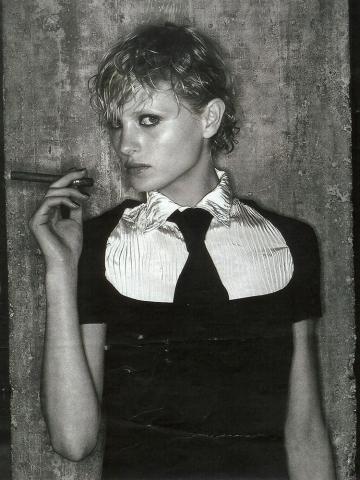 yfke sturm topmodel d magazine