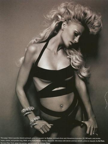 yfke sturm topmodel lingerie website